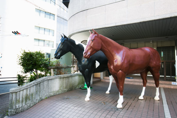 ランハート(株)・コルト山田ビル・馬