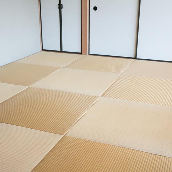 畳のリフレッシュ方法 ランハート株式会社