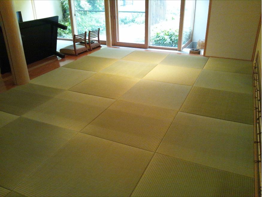 お掃除の方法その三 畳のおそうじ十一か条 ランハート株式会社