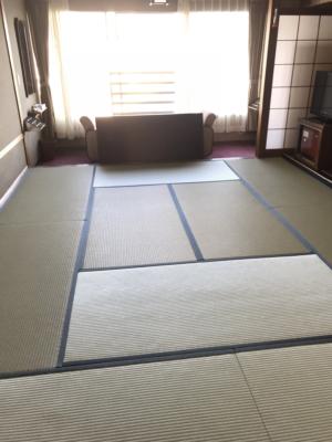 新畳・畳敷きこみ・ホテル