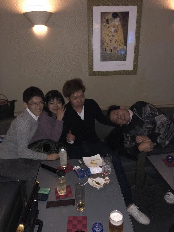 ランハート(株)・やすい・忘年会