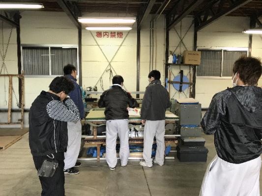 ランハート(株)・畳・仕事納め・正月