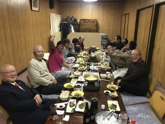 畳組合・まつい・新年会・ランハート株式会社