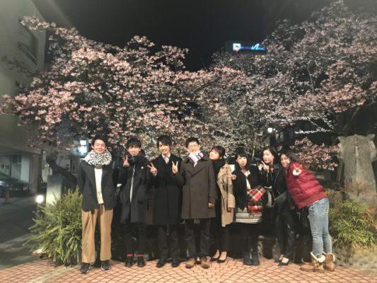 熱海・コルト塾・ランハート株式会社・熱海桜・糸川