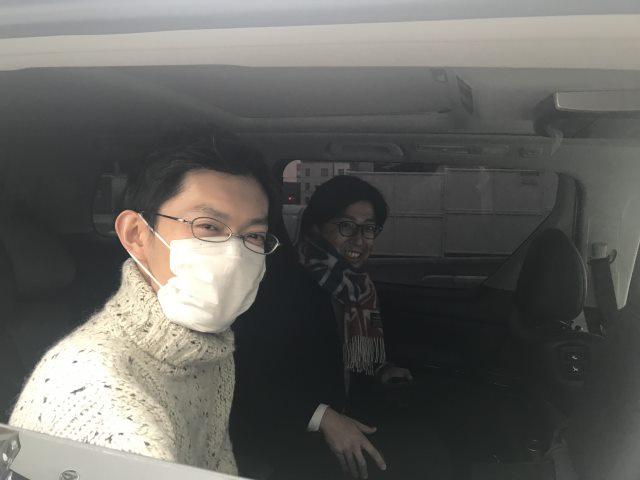 JC・ランハート㈱・理事長業務・会頭公式訪問
