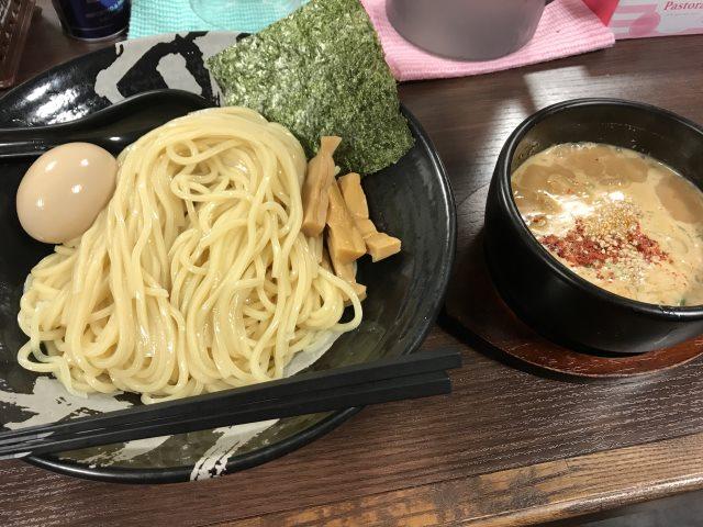 ランハート株式会社・熱海駅・ランチ・つけ麺