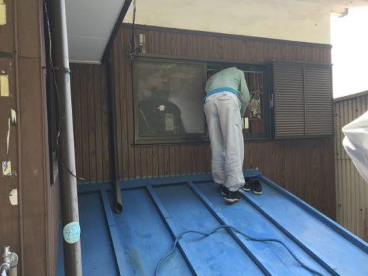 ランハート株式会社・畳・表替・窓から出入り