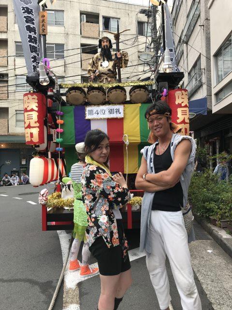 熱海・こがし祭・2018.7.15.16・来宮神社例大祭・ランハート(株)・楽しい行事
