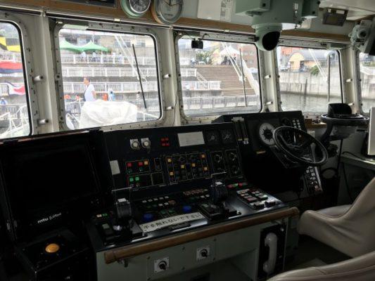 熱海マリンフェスタ・受付・遊覧船・見学・熱海青年会議所・熱海JC