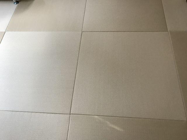 ランハート(株)・ヘリなし・表替・一般家庭・和紙