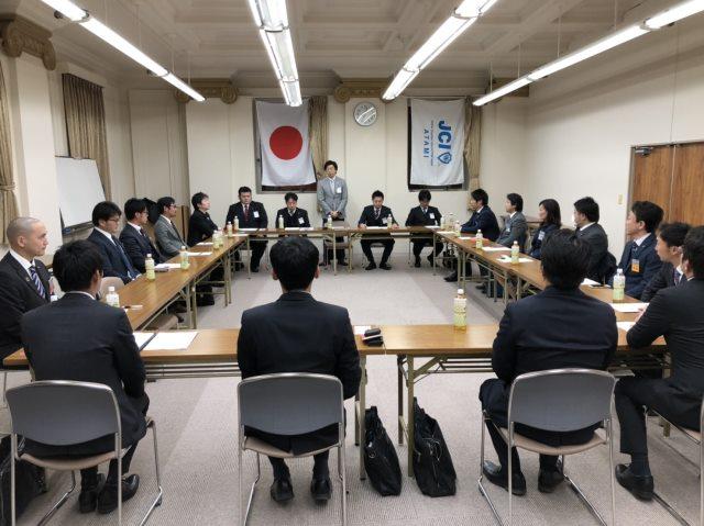 ランハート(株)・熱海JC・青年会議所