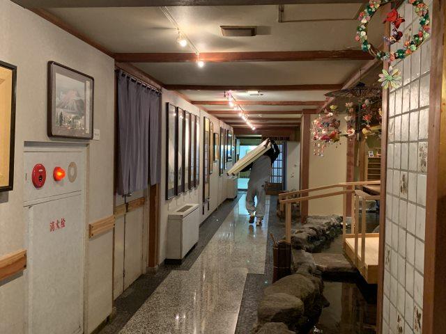 ランハート株式会社・新畳・熱海・ホテル御食事処・和風