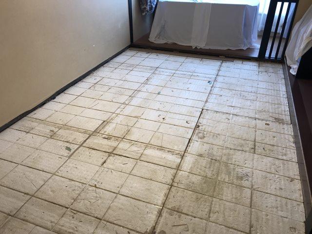 ランハート株式会社・ホテルニューアカオ・新畳・畳替え・客室