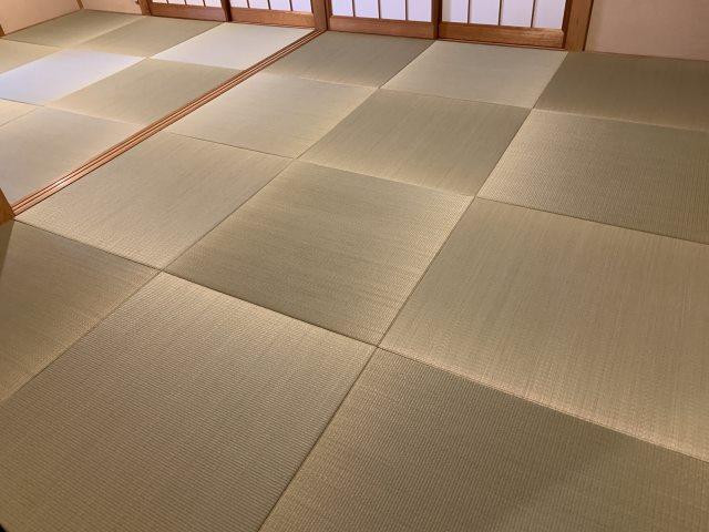 ランハート株式会社・ヘリなし・新畳・古床処分