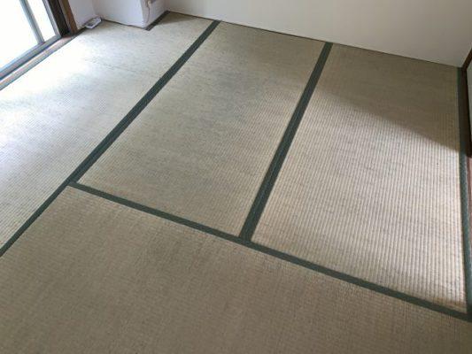 ランハート株式会社・畳・表替・カビ