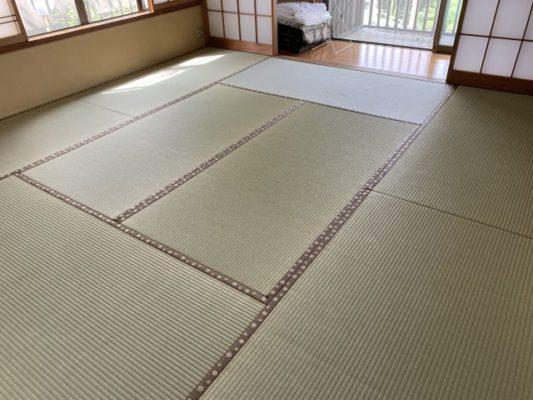 ランハート株式会社・新畳・床の間・襖・張替え・一般家庭