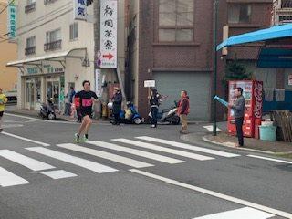 ランハート(株)・熱海・駅伝・2020年1月25日