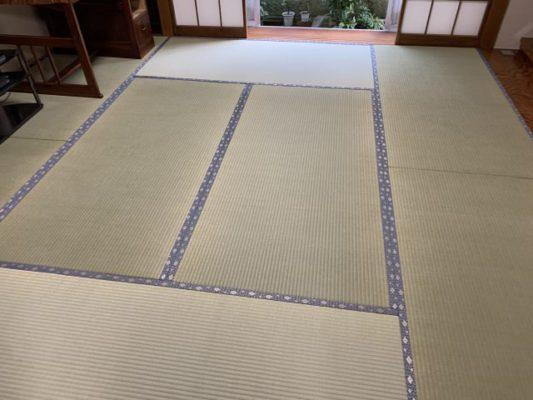 ランハート(株)・藁床・新畳・古床回収