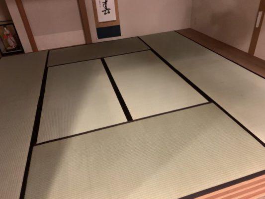 ランハート(株)・新畳・海・ホテル・景色