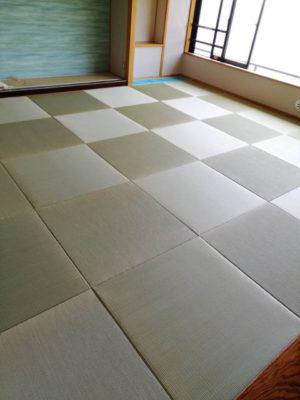ランハート株式会社・新畳・ヘリなし・ホテル・お手伝い