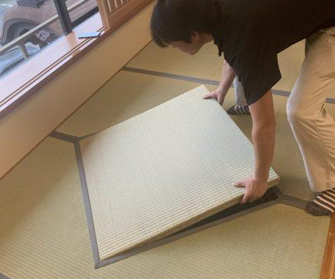 ランハート株式会社・旅館・特殊畳・掘りごたつ