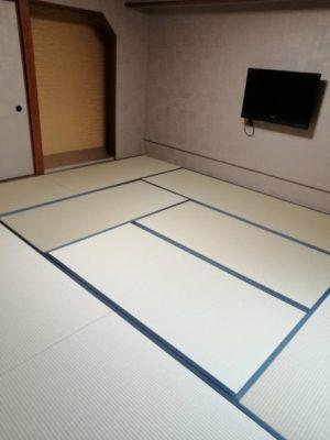 ランハート株式会社・表替・ホテル・客室