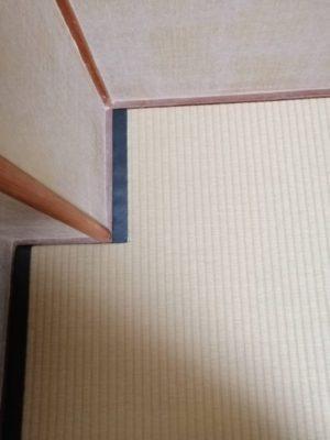 ランハート株式会社・表替・ホテル・客室・変形畳・L字